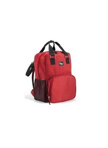 BabyHope Babyhope bh-4013 handy anne bebek bakım çantası Kırmızı